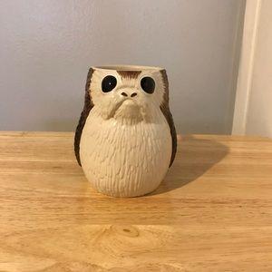 Disney Porg Star Wars mug